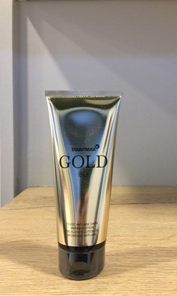 Lotion De Bronzage Finest Anti Age Gold By Tannymax